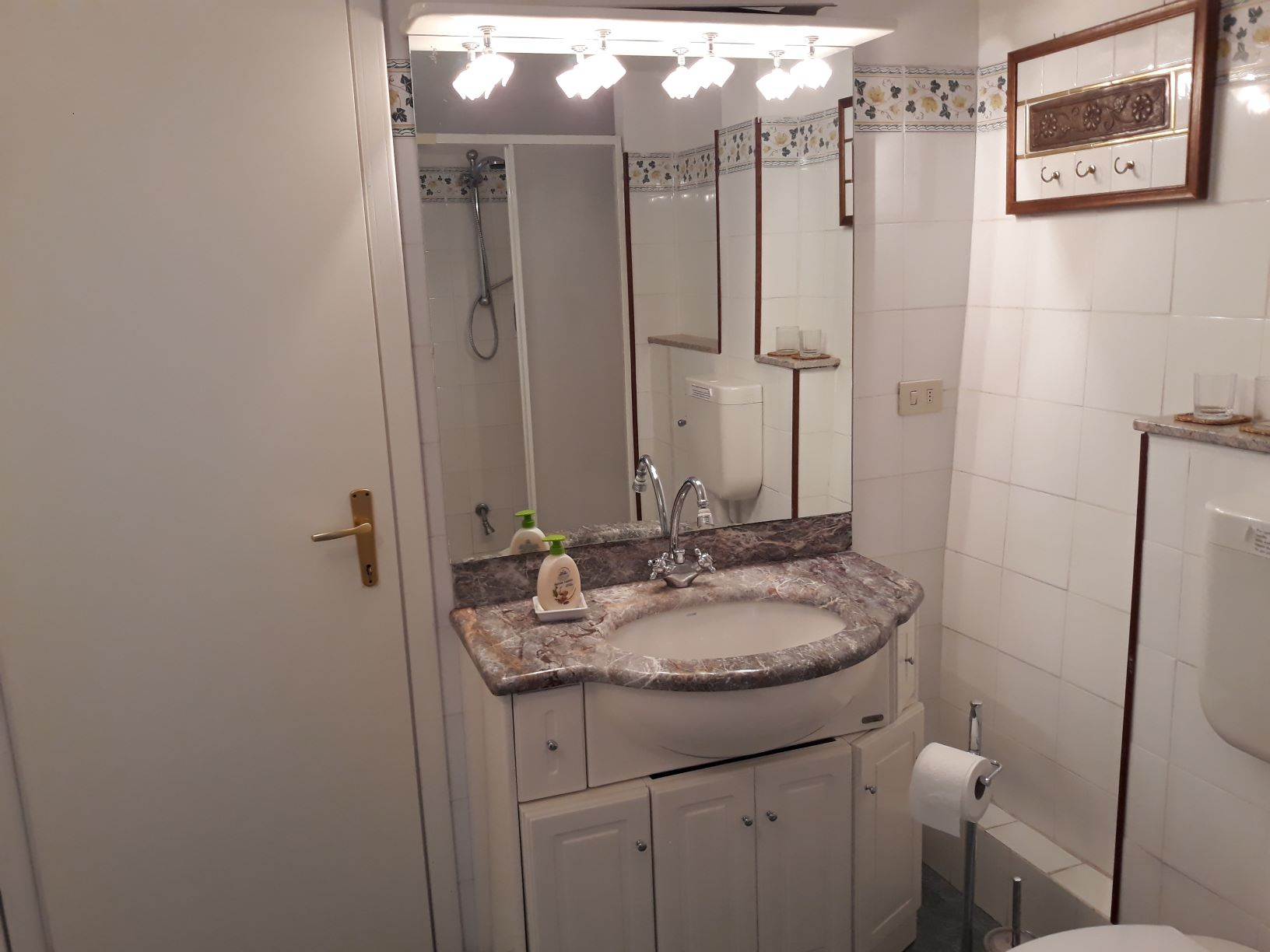 a bathroom at first floor