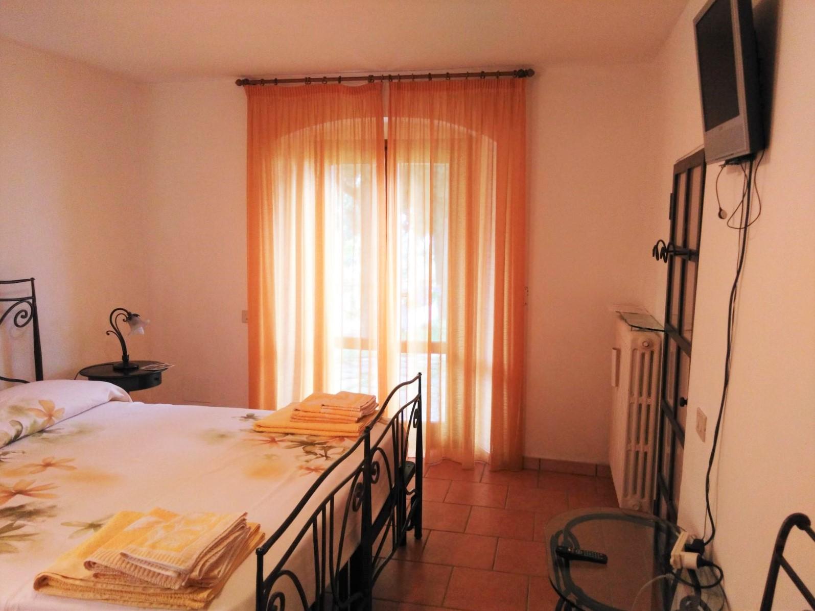 chambre double /deux lits rez-de-chaussée côté sud-est