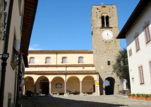 la place de Montevettolini